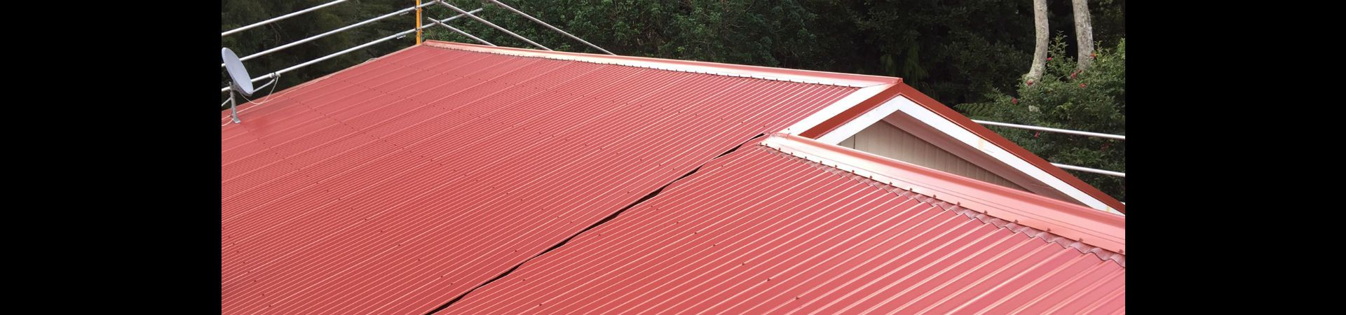 Certified Roofing Specialist Long Run Roofing Contractor Roof Repairs New Build In Auckland